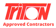 Triton Approved Contractor Logo